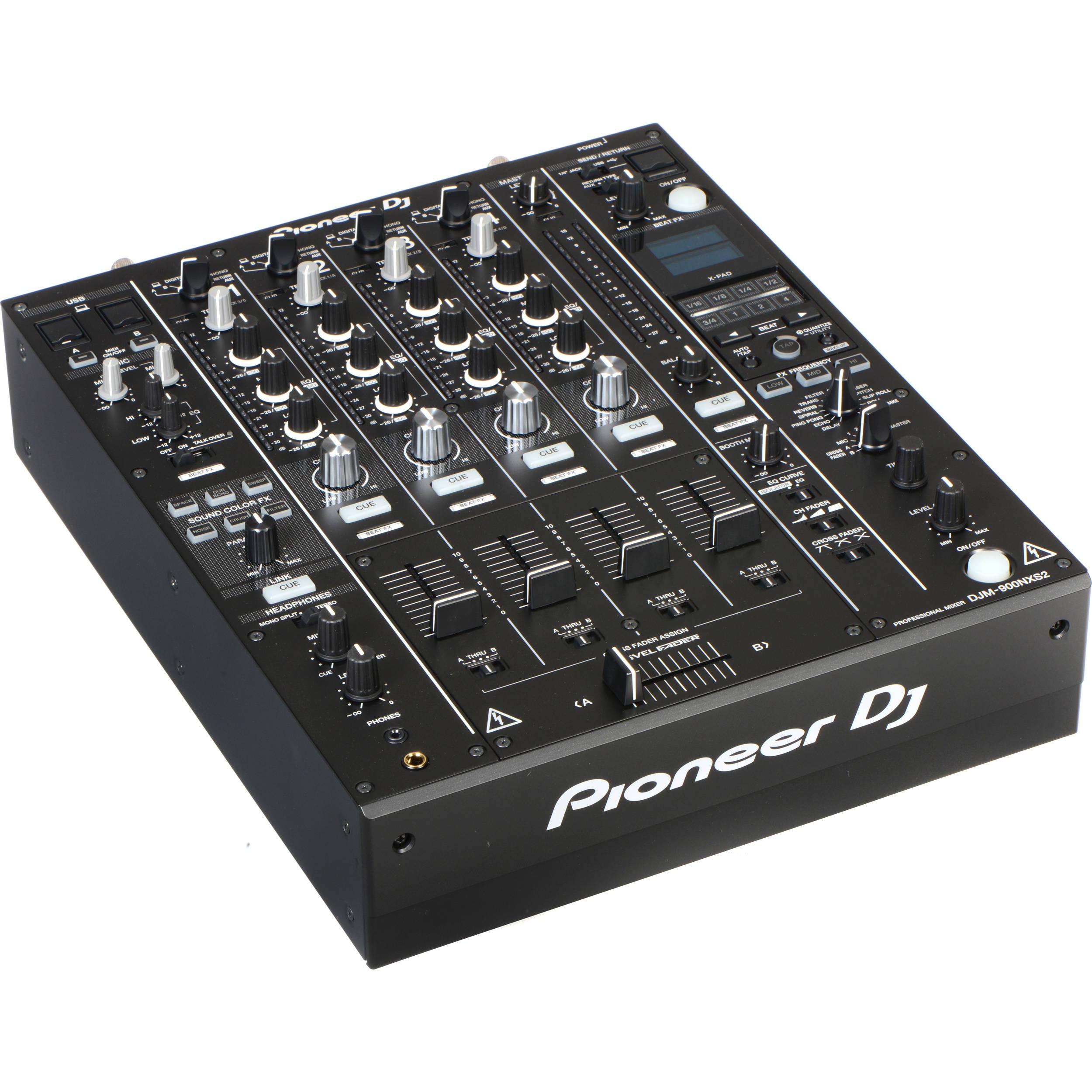 Pioneer DJ Americas 4 Channel