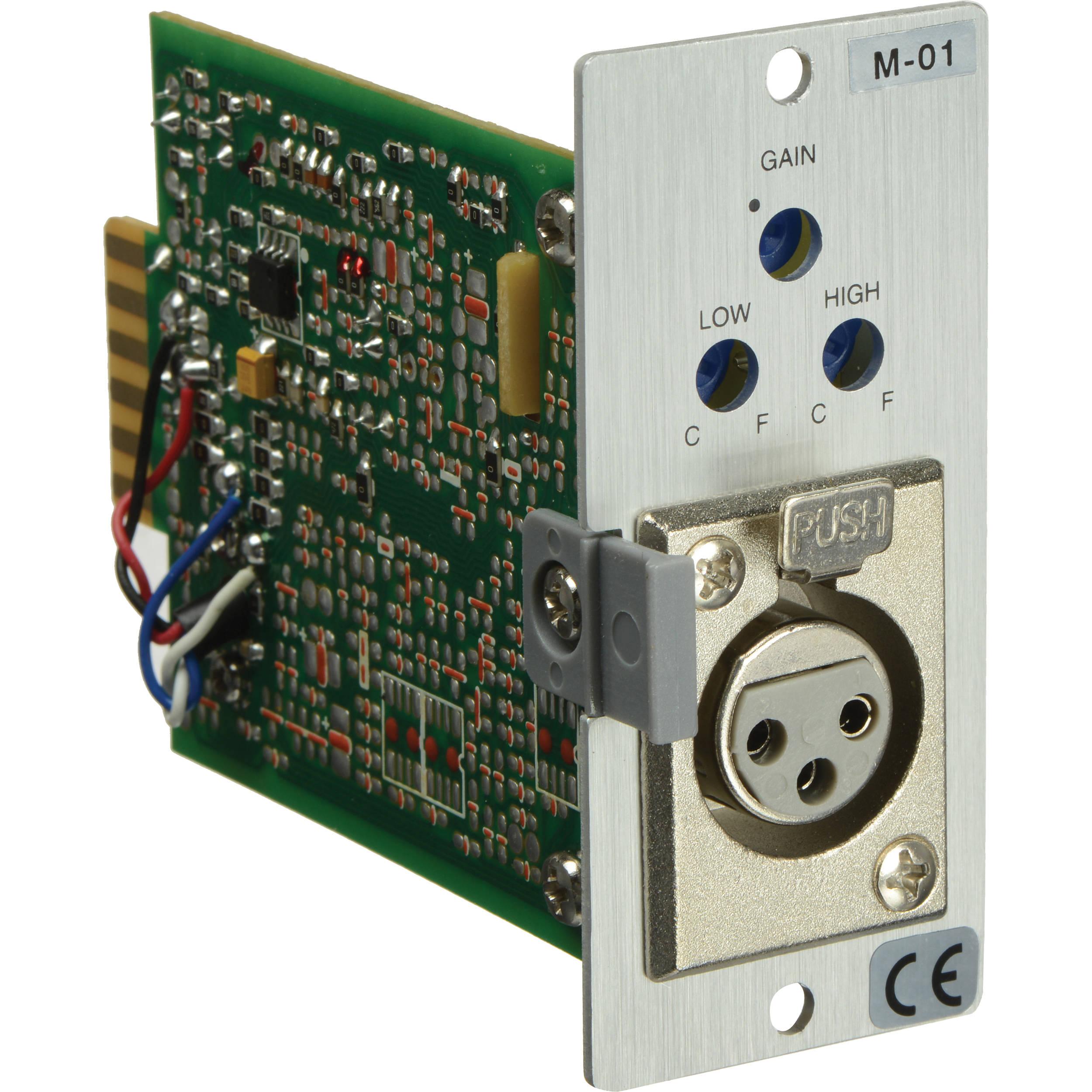 TOA Electronics MIC MODULE, XL