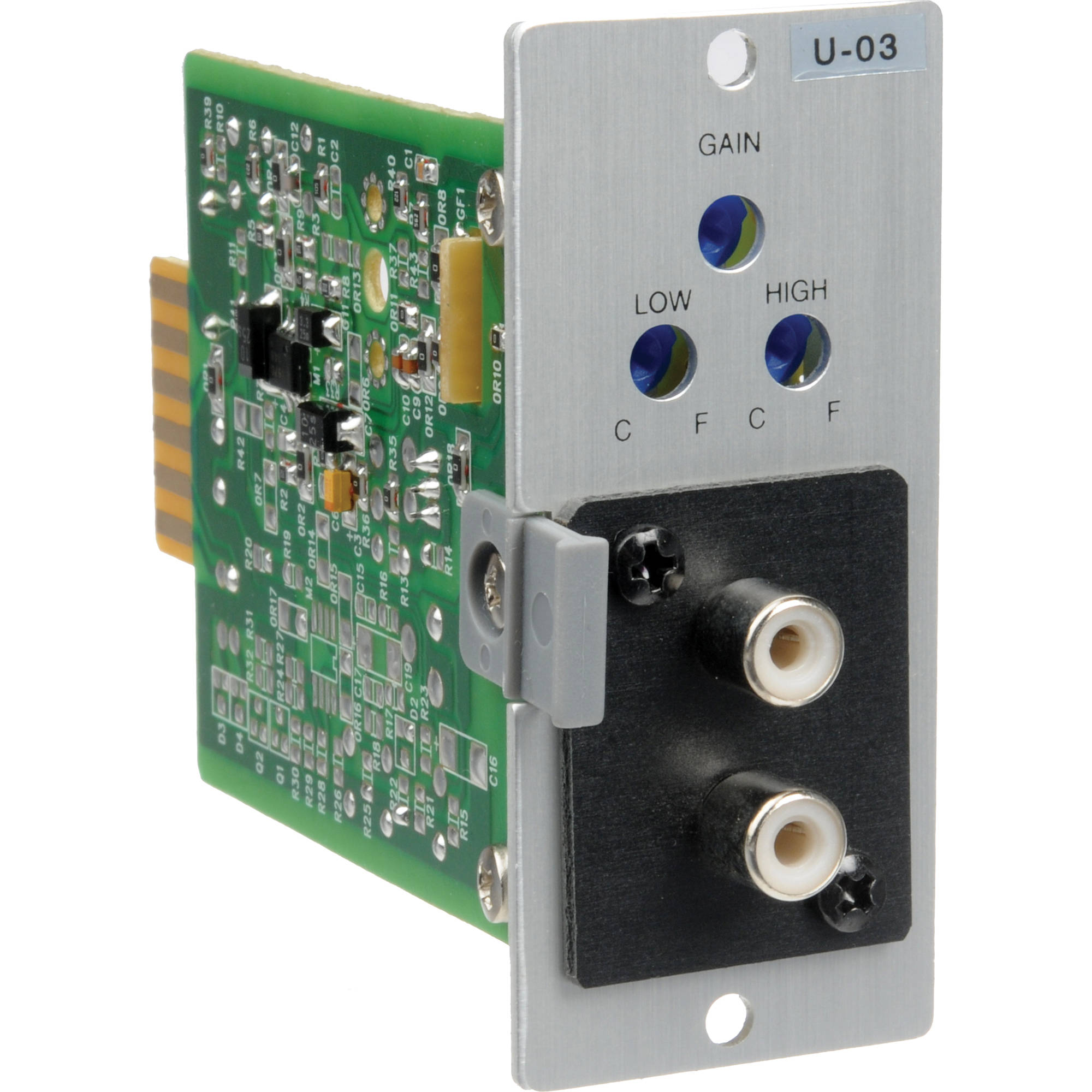 TOA Electronics MODULE, AUX, R