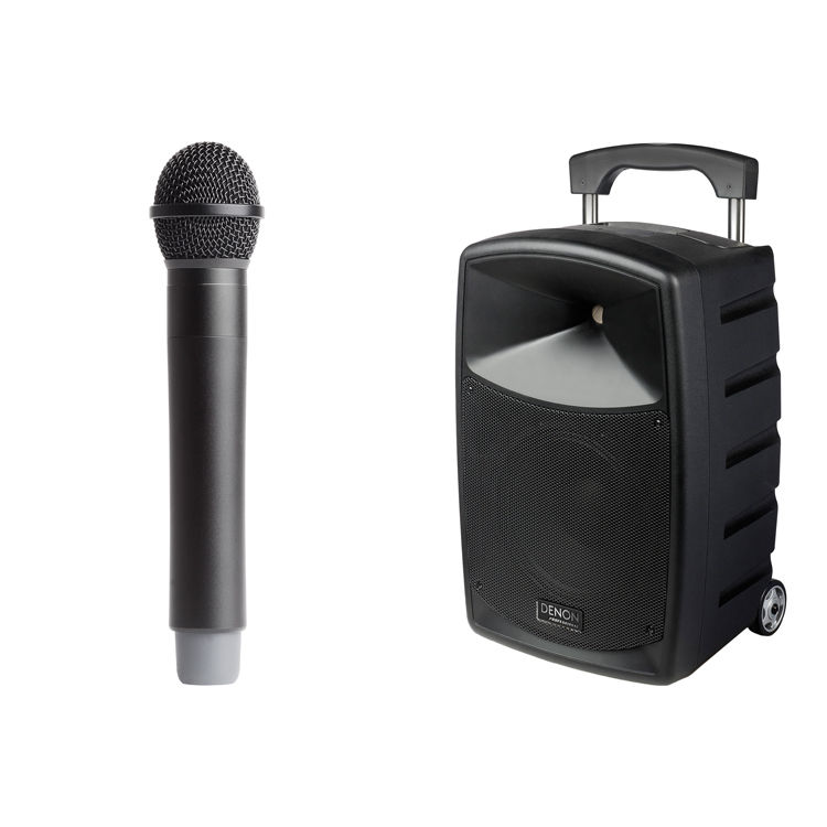 Denon Professional Portable, P