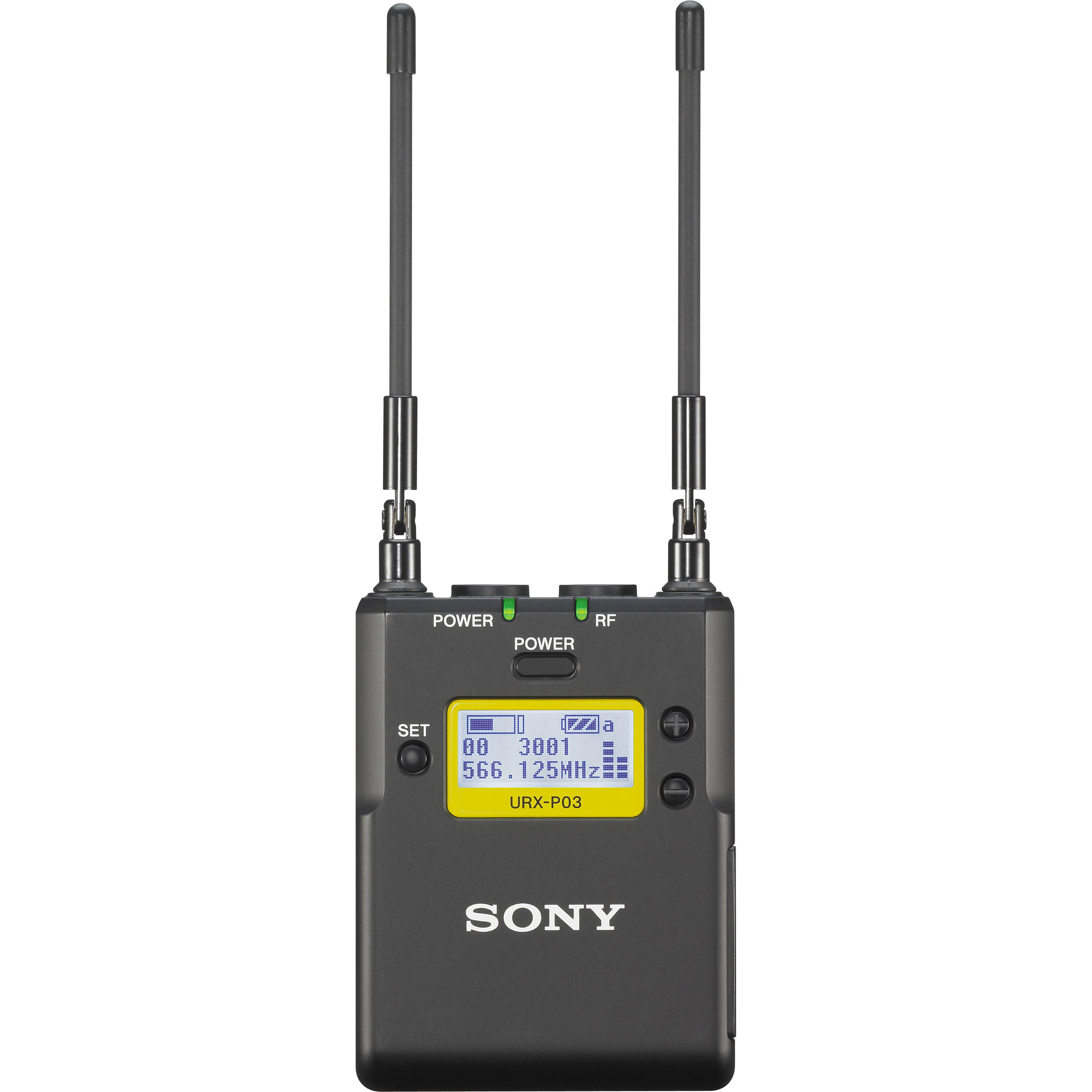 Sony Professional Portable Rec