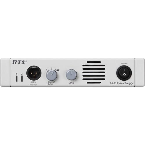 RTS 1.8 amp per ch in 2ch mode