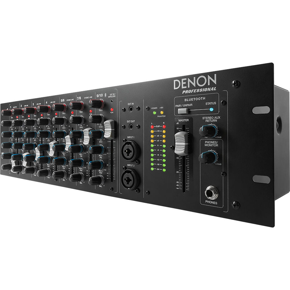 Denon Professional 10-Channel