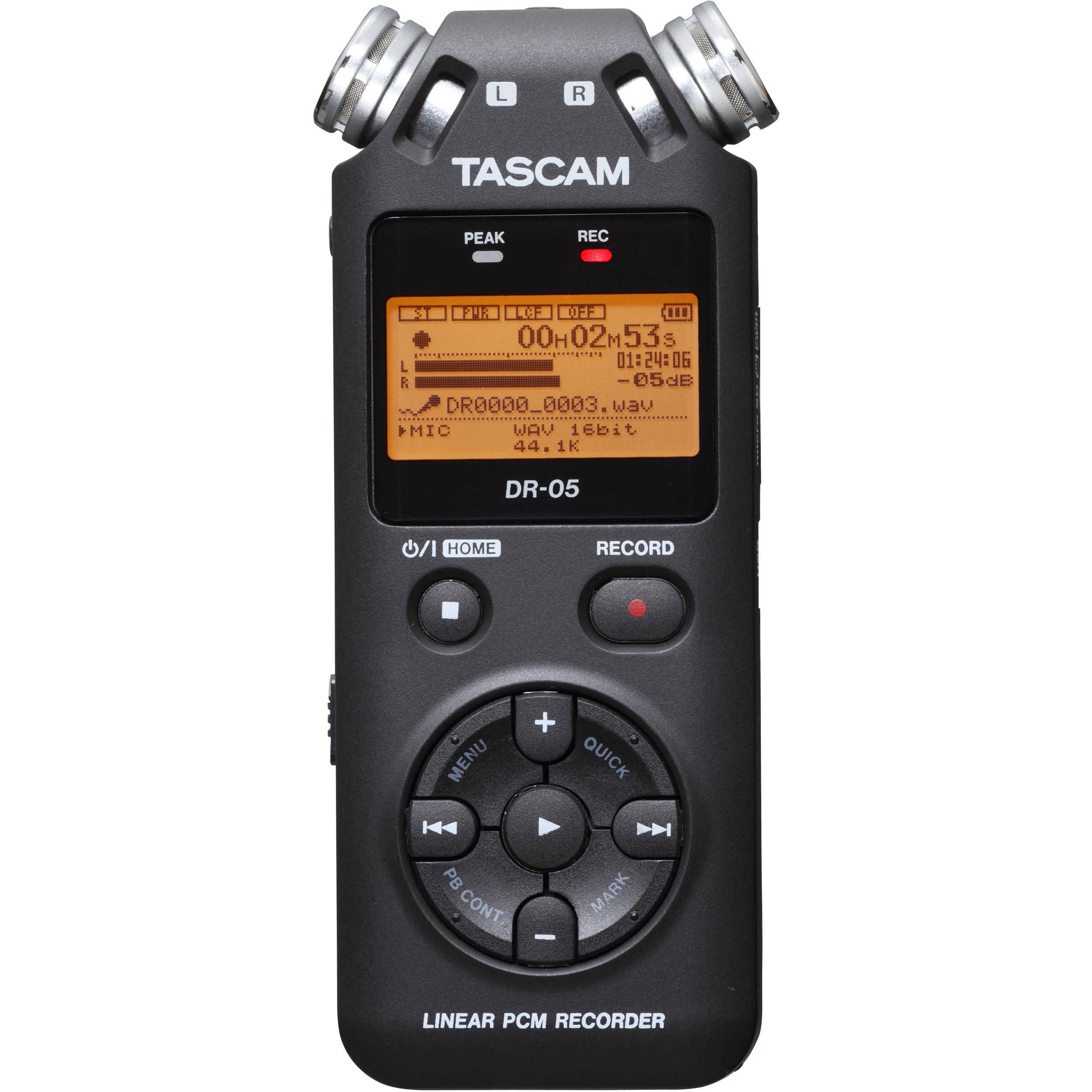Tascam DR-05 Portable Handheld