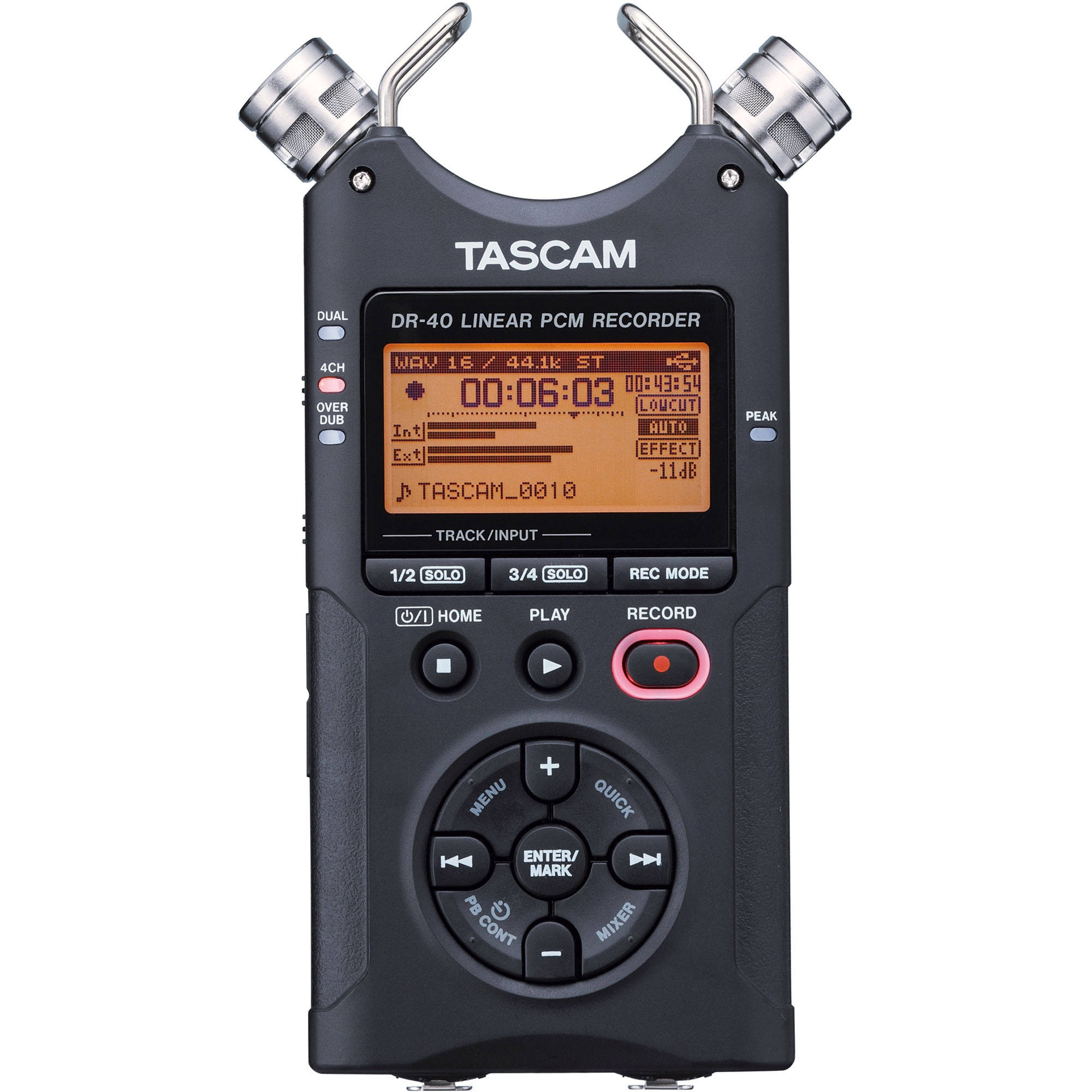 Tascam Portable Recorder with