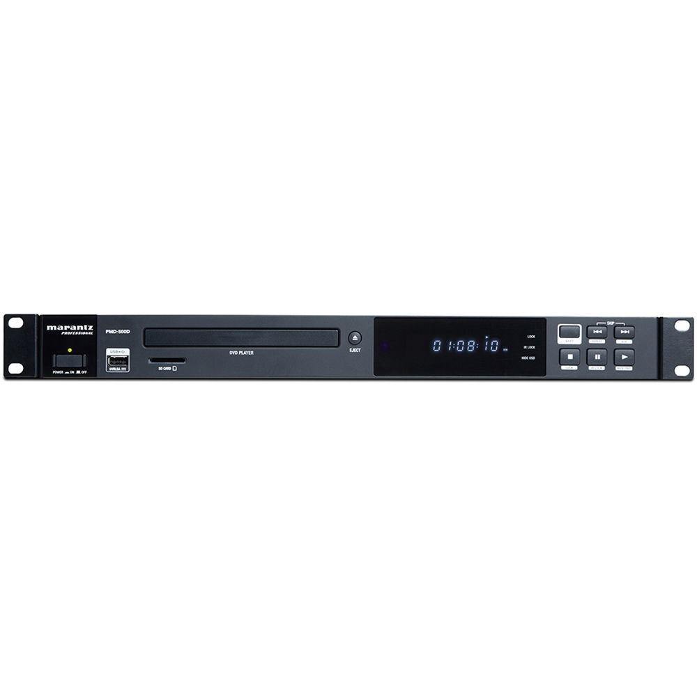 Marantz Professional DVD/SD/US