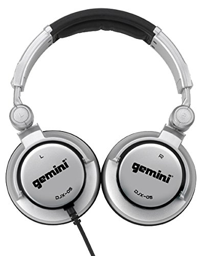Gemini Professional DJ Headpho