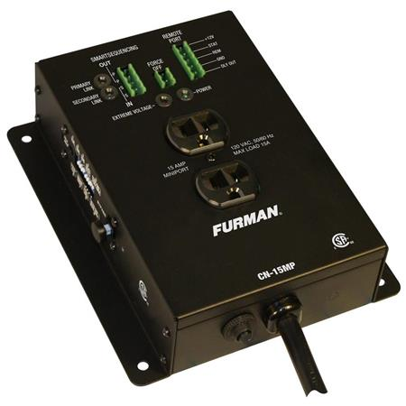 Furman 15A Remote Duplex EVS S