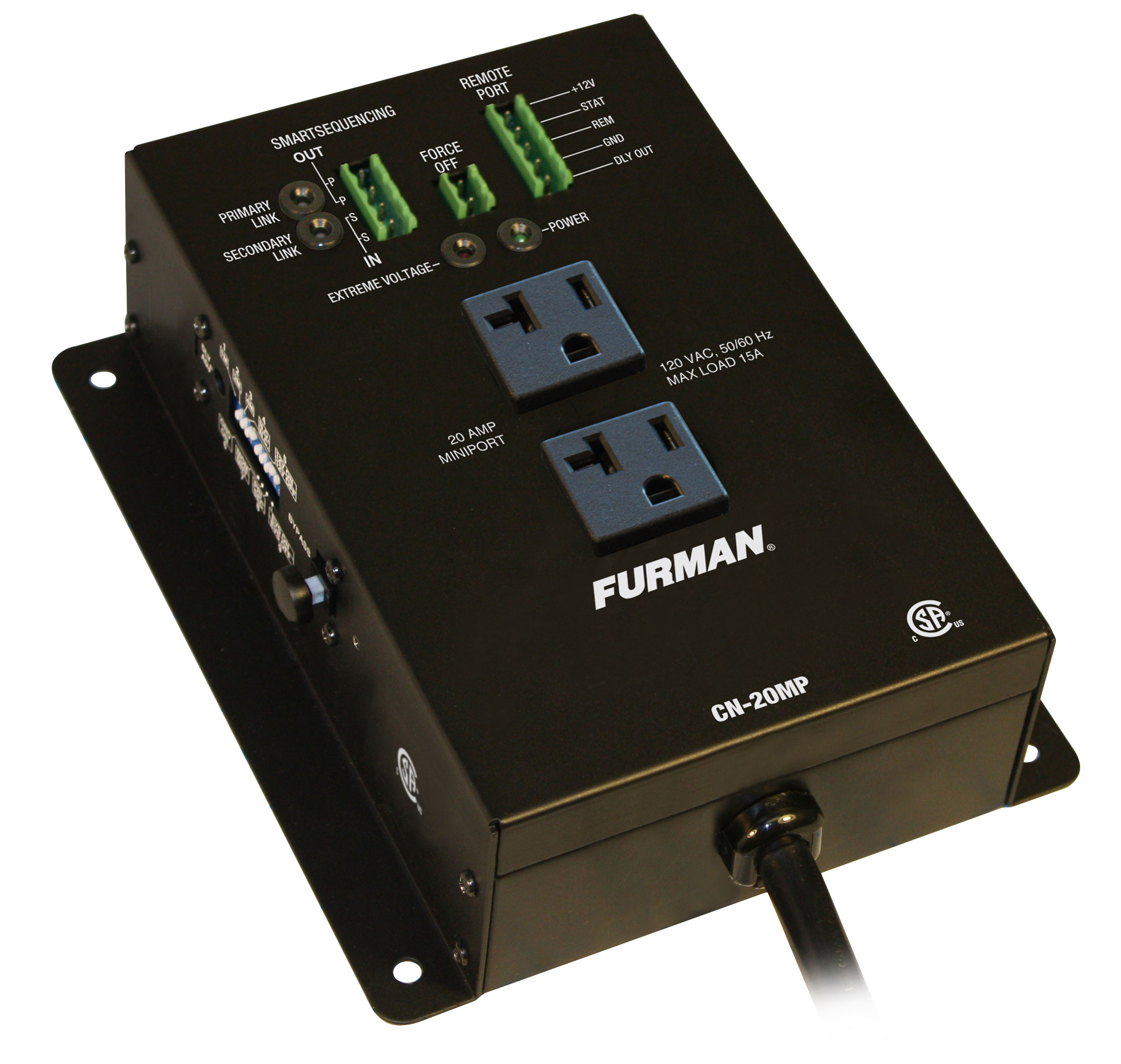 Furman 20 Amp MiniPort