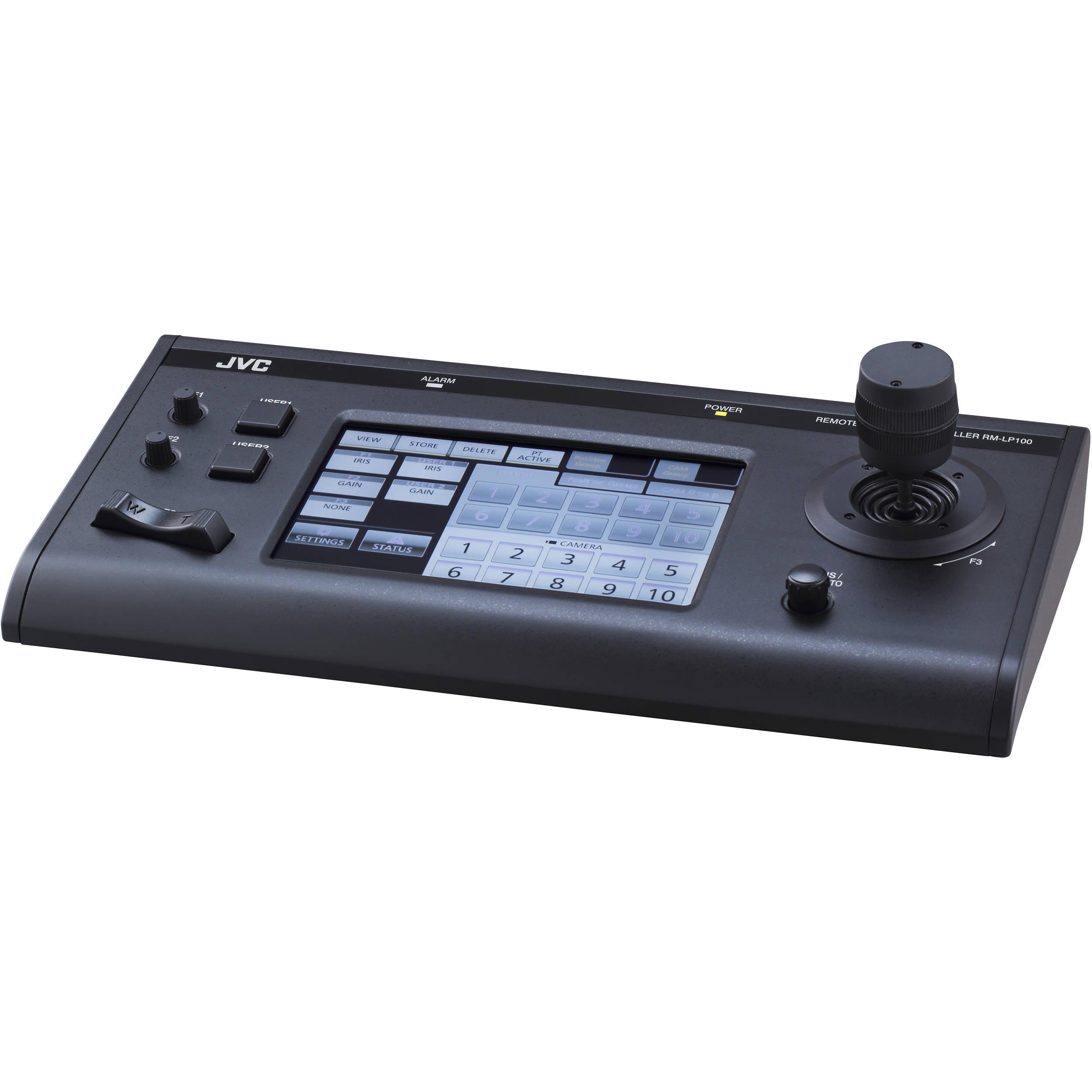 JVC Professional PTZ Remote Ca