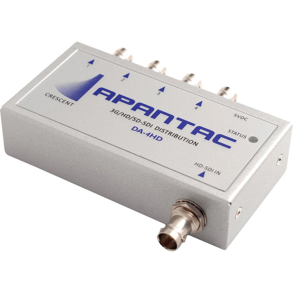 Apantac Reclocking 1 x 4 SDI D