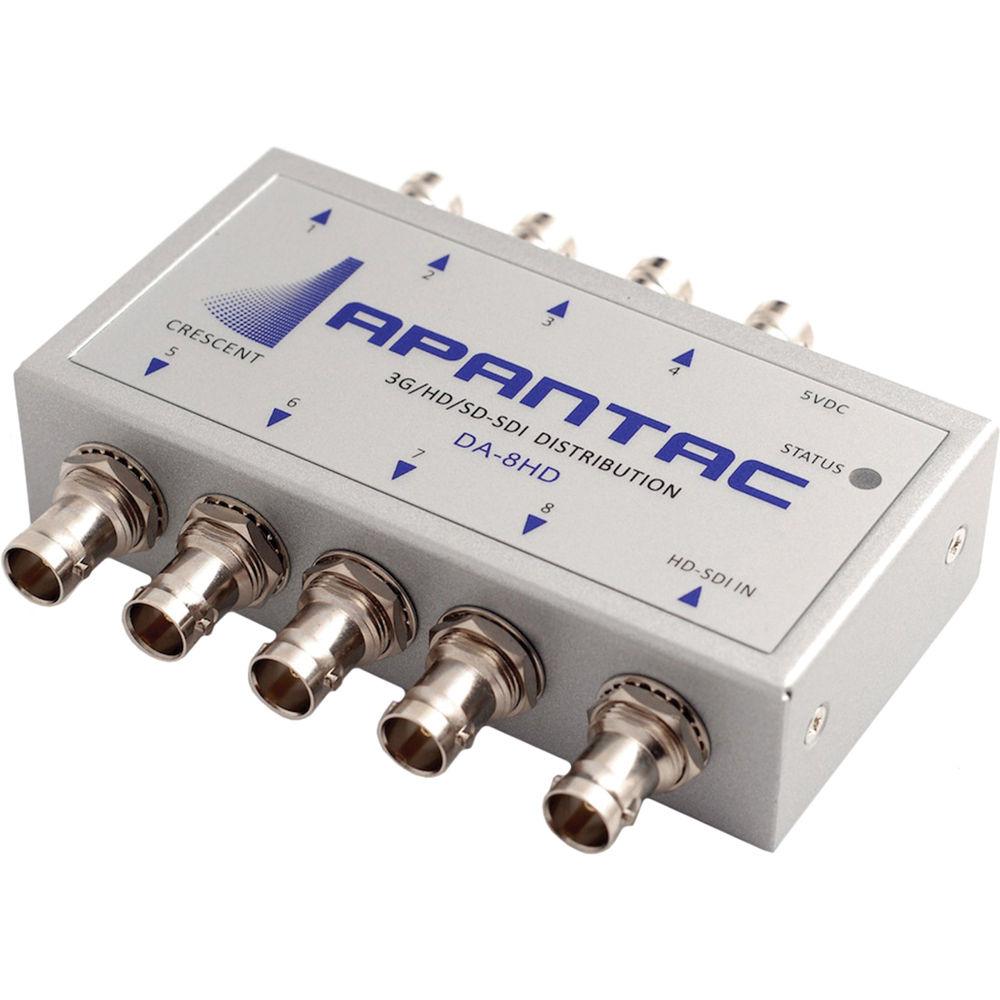 Apantac Reclocking 1 x 8 SDI D
