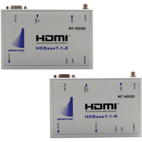 Apantac BUNDLE: HD Base T HDMI