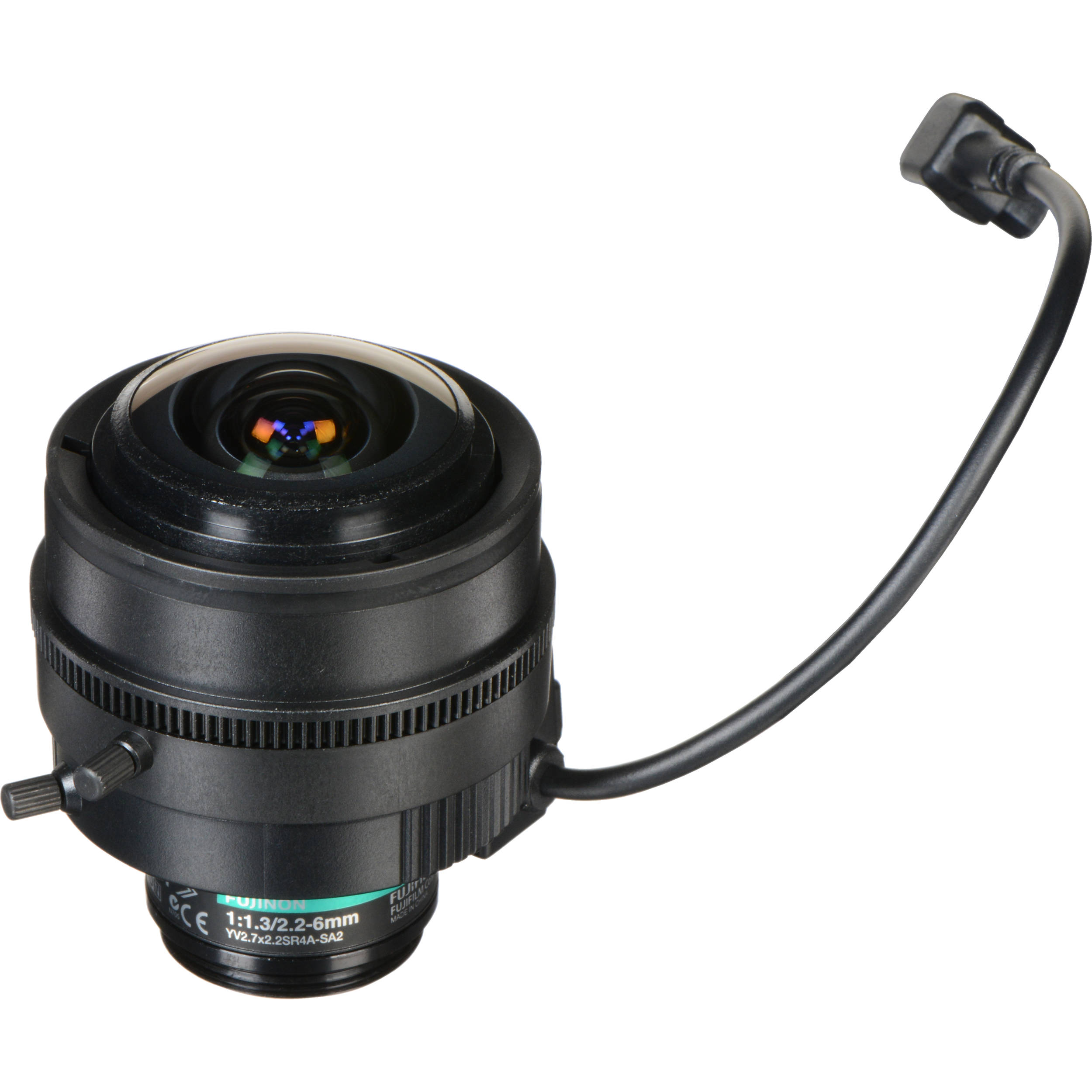 Marshall Electronics 2.2-6mm Fujinon Varifocal Lens