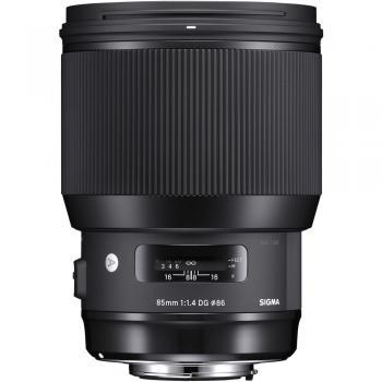 Sigma 85mm f/1.4 DG HSM Art Le