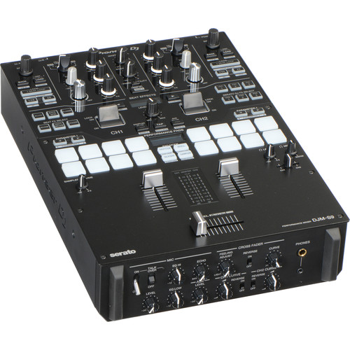 PRO 2-CHANNEL BATTLE MIXER BLA
