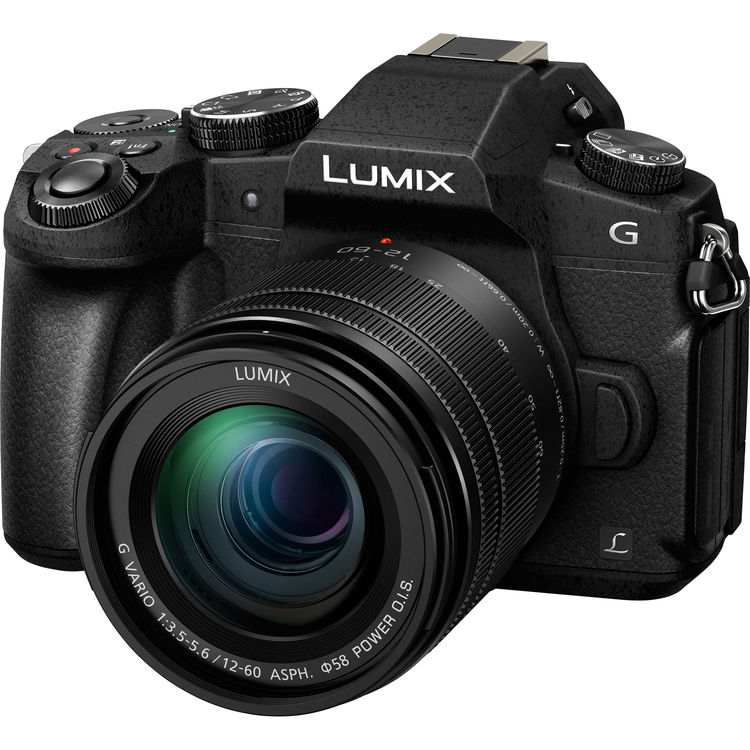 Panasonic Lumix DMC-G85 Mirror