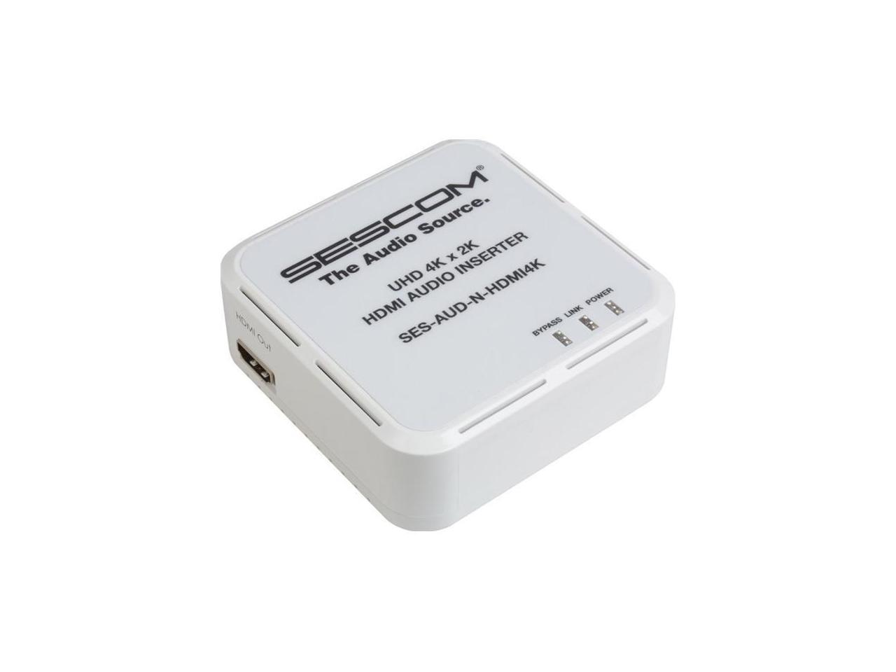 Sescom SES-AUD-N-HDMI4K UHD 4K