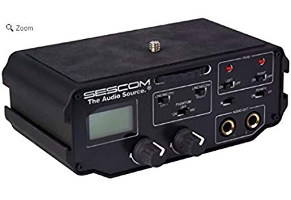Sescom BMCC-MIX1 2 Channel XLR