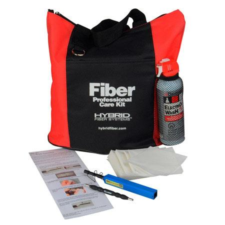 Fiber Optic Cleaning Kit for L