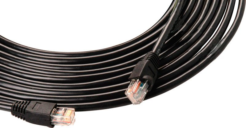 Super Tough Cat 5E cables for