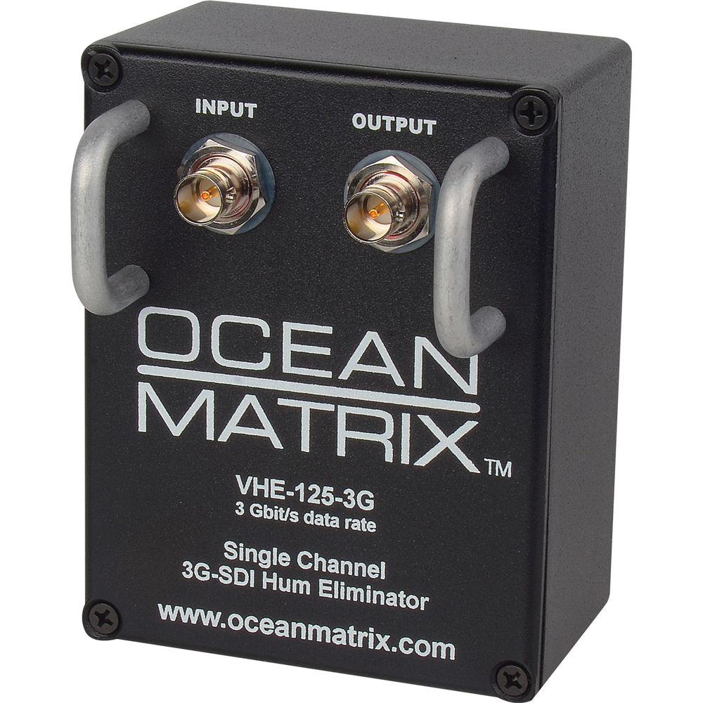 Ocean Matrix 3G-HD-SDI & SDI 1