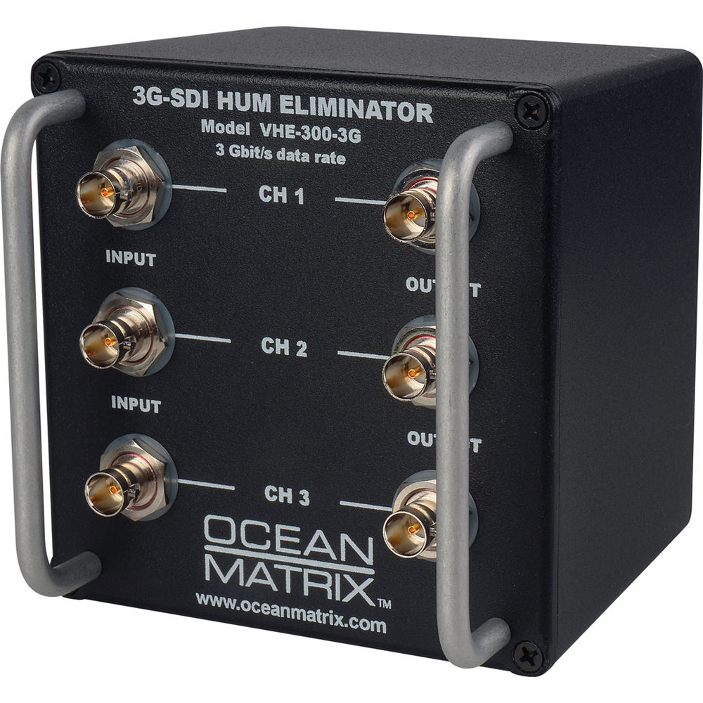 Ocean Matrix 3G-HD-SDI and SDI