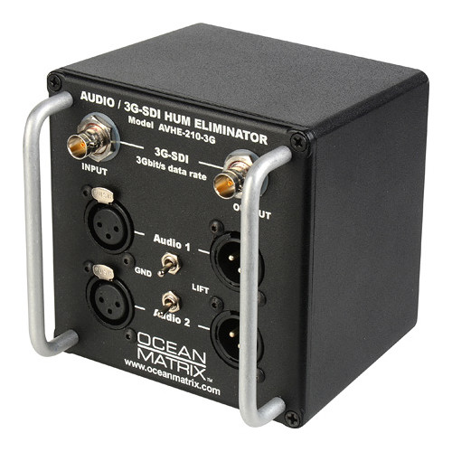 Ocean Matrix AVHE-210-G-3G Sin