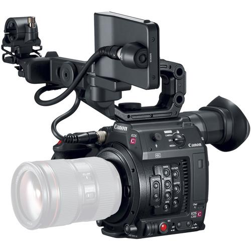 Canon EOS C200 EF Cinema Camer