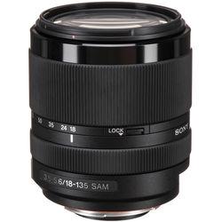 Image of Sony DT 18-135mm F/3.5-5.6 SAM Lens