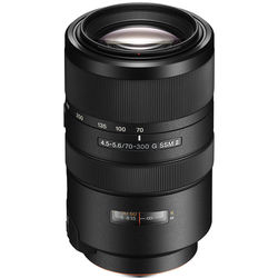 Compare Prices Of  Sony 70-300mm F/4.5-5.6 G SSM II Lens