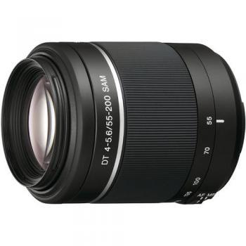 Image of Sony DT 55-200mm F/4-5.6 SAM Lens