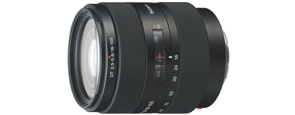 Sony DT 16-105mm f/3.5-5.6 Len