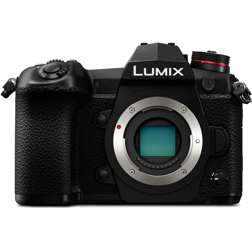 Panasonic Lumix DC-G9 Mirrorle