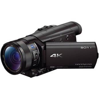 Sony FDR-AX100 4K Ultra HD Cam