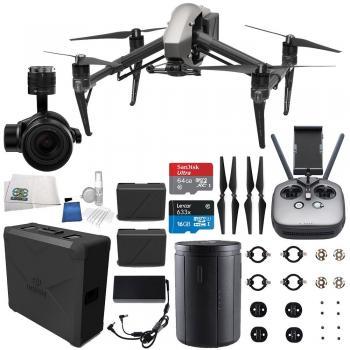 DJI Inspire 2 Quadcopter + Zen