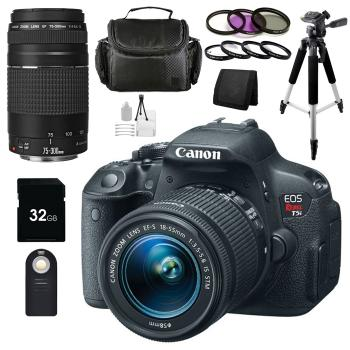 Canon EOS 750D/T6i DSLR Camera