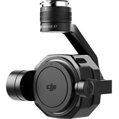 DJI Zenmuse X7 Camera and 3-Ax