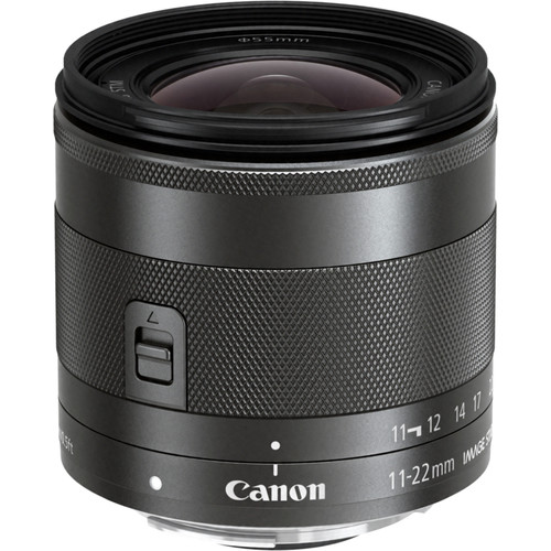 Canon EF-M 11-22mm f/4-5.6 IS