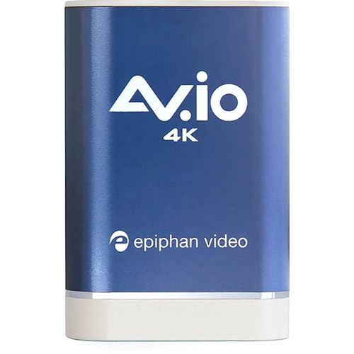 Epiphan Video AV.io 4K USB 3.0