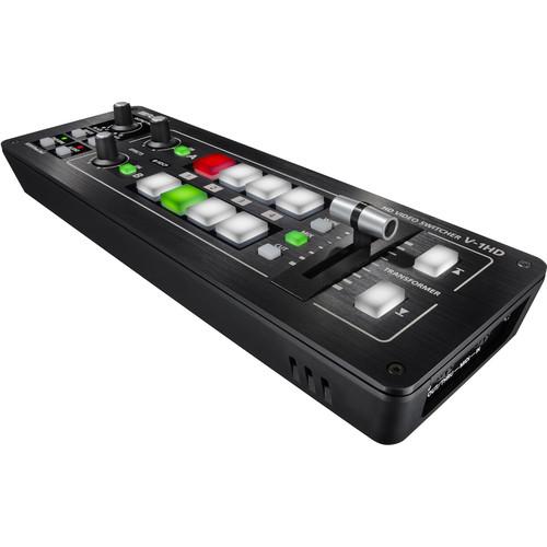 Roland V-1HD Portable 4-channe