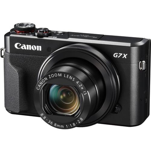 Canon PowerShot G7 X Mark II D