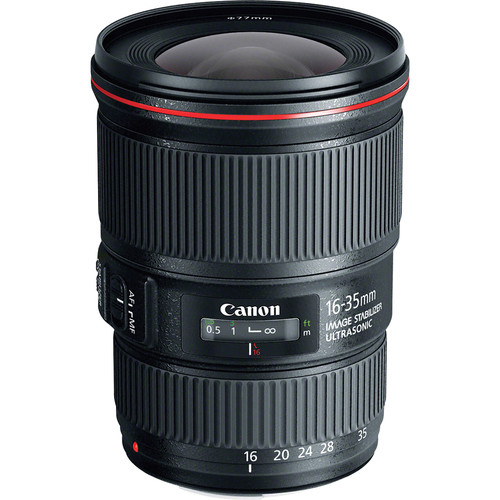 Canon EF 16-35mm f/4L IS USM L