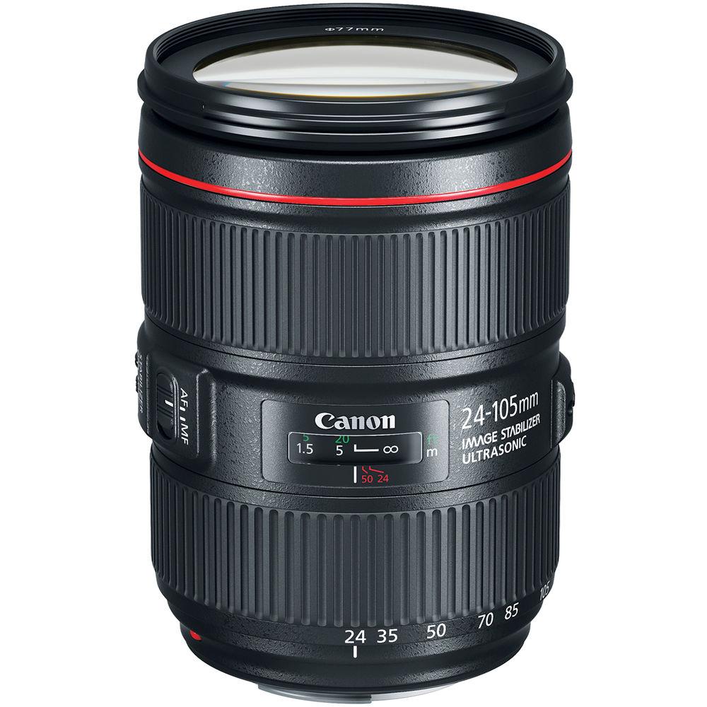 Canon EF 24-105mm f/4L IS II U