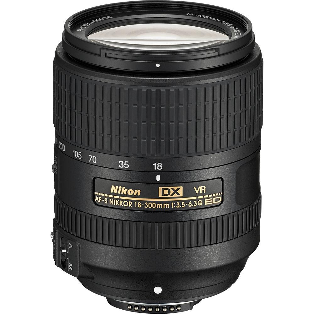 Nikon AF-S DX NIKKOR 18-300mm