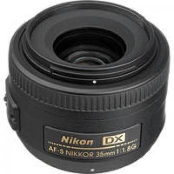 Nikon AF-S DX NIKKOR 35mm f/1.