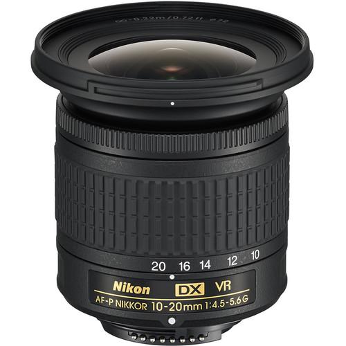 Nikon AF-P DX NIKKOR 10-20mm f