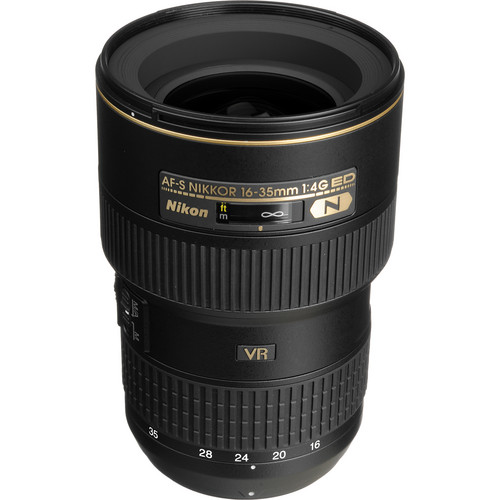 Nikon AF-S NIKKOR 16-35mm f/4G