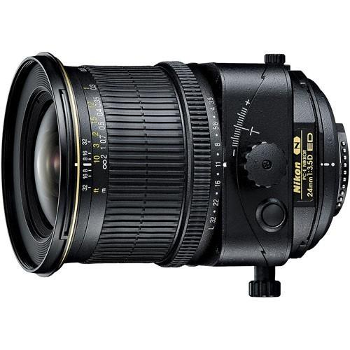 Nikon PC-E NIKKOR 24mm f/3.5D ED Tilt-Shift Lens