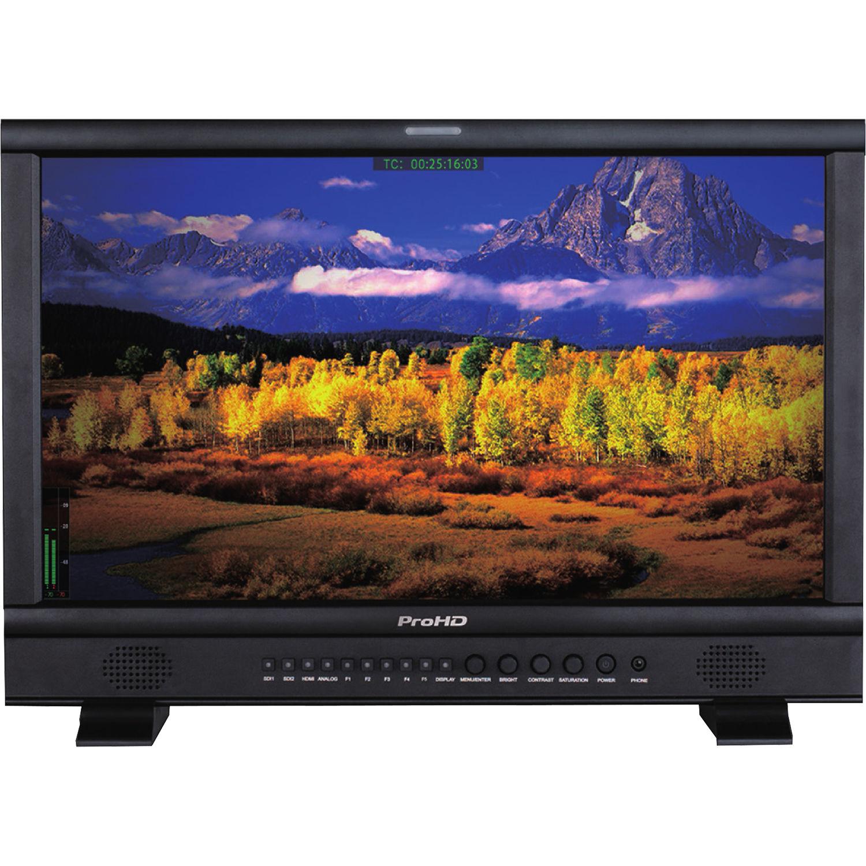 ProHD 21.5-INCH 3GSDI & HDMI L
